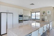 Lavishly appointed kitchen