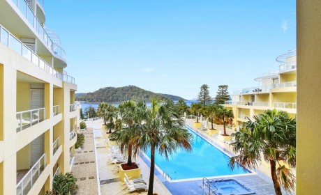 Sea Breeze Apartments Ettalong Beach