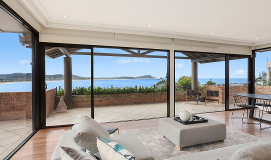 Terrigal Beachside – Luxury Penthouse